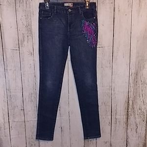 Pink Horse skinny jeans